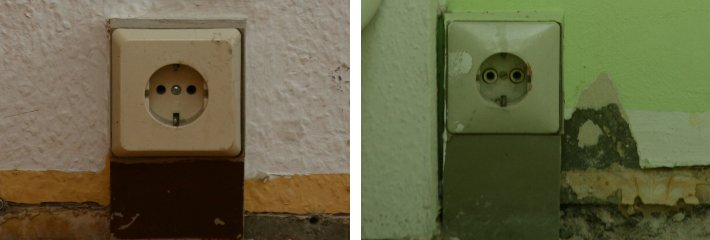 steckdosen f r den ddr plattenbau infos elektro. Black Bedroom Furniture Sets. Home Design Ideas